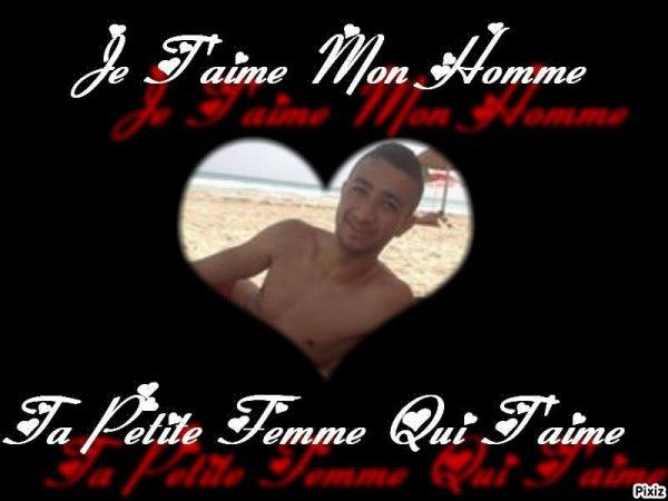 Mon Amour De Ma Vie <3