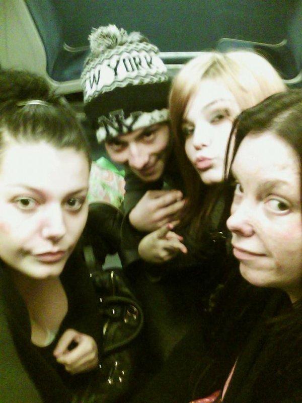 MoOii,Jonathan,Aurelie,Melanie