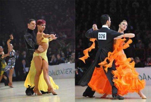 La danse sportive