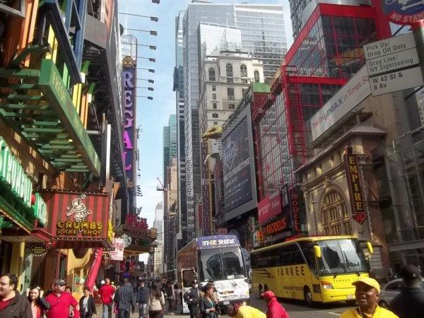 New-York, un souvenir qui ne s'effacera jamais <3