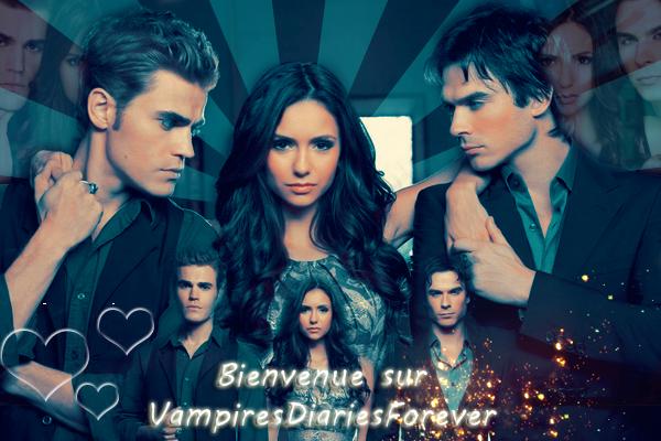 Voici un blog fan sur ta série Vampire Diaries !