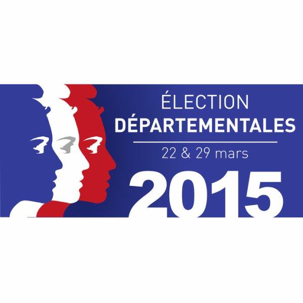Départementales 2015