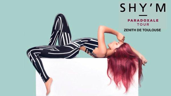 Shy'm - Zénith de Toulouse !!!