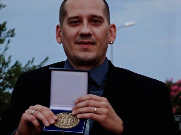 Médaille d'Or de la Ville de Perpignan
