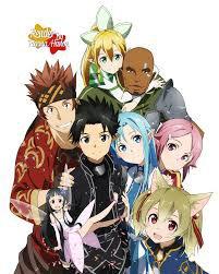 Sword Art Online!