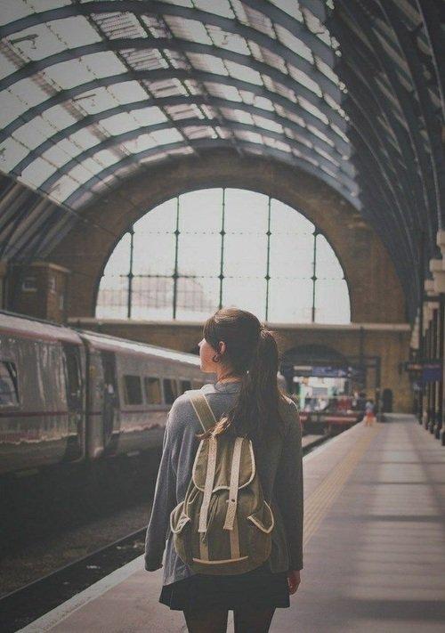 La vie est un train !