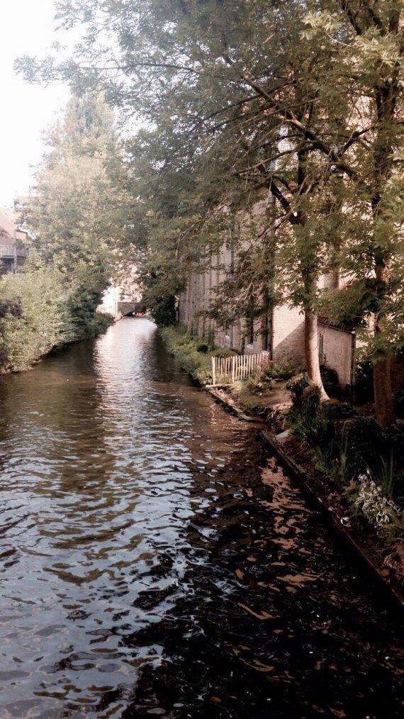 Une matinée à Brugges !