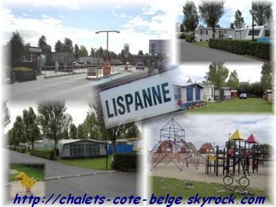 Camping Lispanne a De Haan