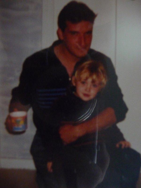 Mon papa & moi c'est tout une histoire.