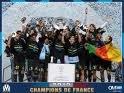 L'OM CHAMPION DE FRANCE 2010