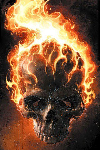 le Ghost rider