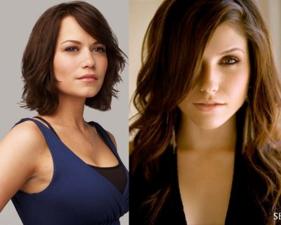 Bethany Joy Lenz vs Sophia Bush