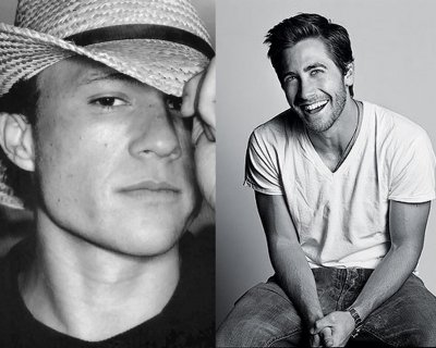 Heath Ledger vs Jake Gyllenhaal