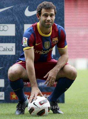 Mascherano dice que él nunca traicionó a Liverpool y feliz de trasladarse a Barcelona