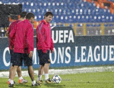 Valencia & Barcelona Trainig