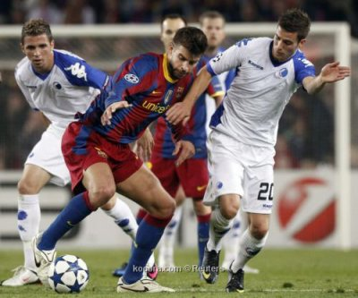 Barca and the hard mission