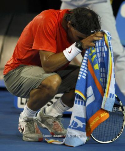 Nadal Mentality crached
