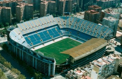 La novena final de Copa en Mestalla