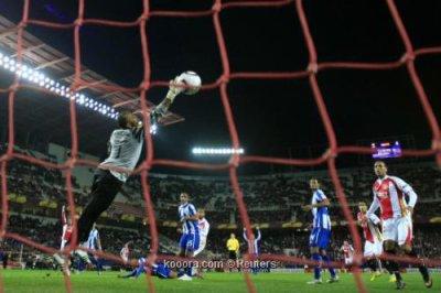 El Sevilla down!!!!!