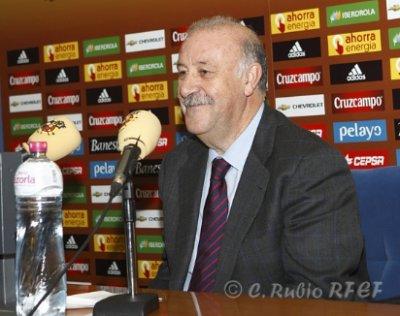 Conferencia de prensa y lista de convocados para Inglaterra y Costa Rica