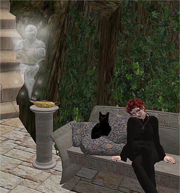 """""""Solitude des matins gris"""" - poème de Clementia"""