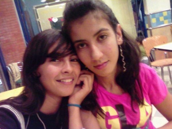 ME AND MA BEST FRIENDS CELYA AND CHIMITTA                JTM GRAVE CELYA