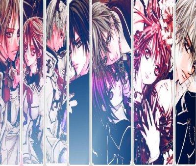 【Vampire Knight !】