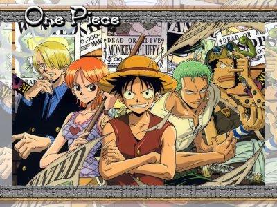 【One Piece !】