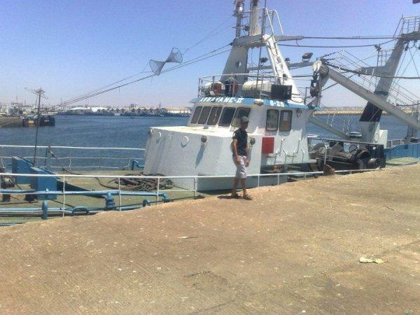 agadir port