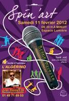 Riixou938 En Concert Avec L'algerino Aussi!!