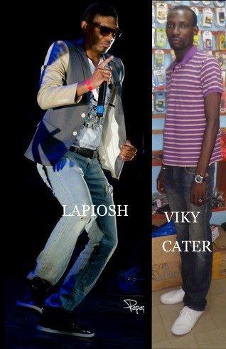 VIKY CATER & LAPIOSH TOUJOURS ENSEMBLE