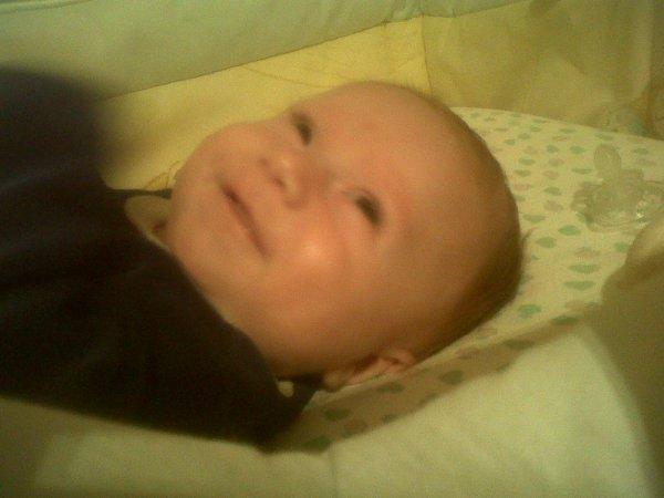 un bébé extraordinaire Estéban my lover
