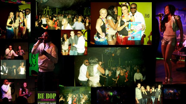 SHOWCASE DE LADY LOVA HOUSSDJO  DISCOTHEQUE BE BOP A VALENCE !!