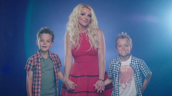 Oh la la Britney Spears