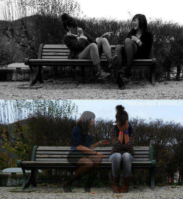 ^___* Quoi de plus beaux que l'amitié ♥