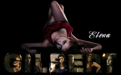 La Douce Elena Gilbert