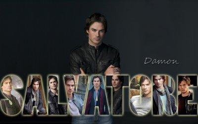 Le Ténébreux Damon Salvatore