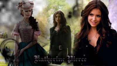 La Manipulatrice Katherine Pierce