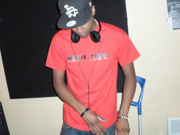 DJ B'black