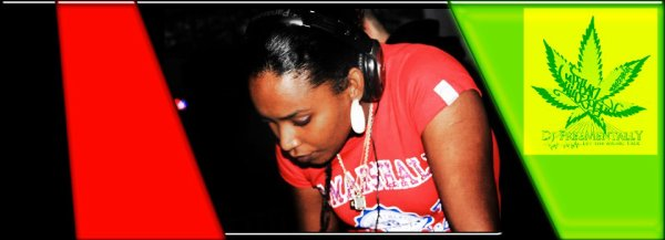 DjLady Freementally in Action