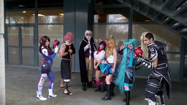 Geek convention 2017 2
