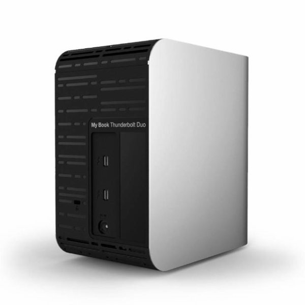 ActuTech: Western Digital MyBook Thunderbolt Duo
