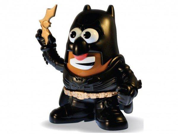 Insolite: Potato Batman