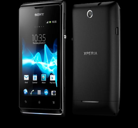 GeekMag: Sony Xperia E