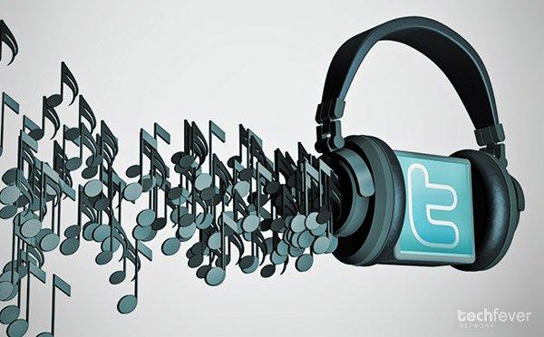 GeekMag: Twitter Music