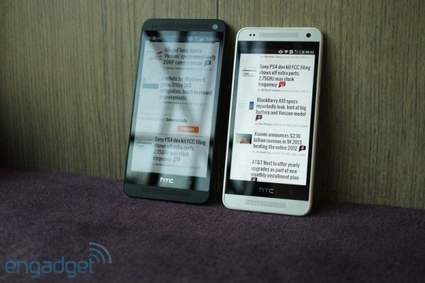 GeekMag: HTC One Mini