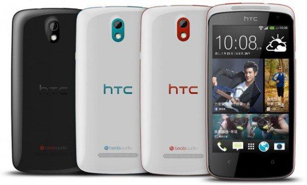 GeekMag:  HTC Desire 500