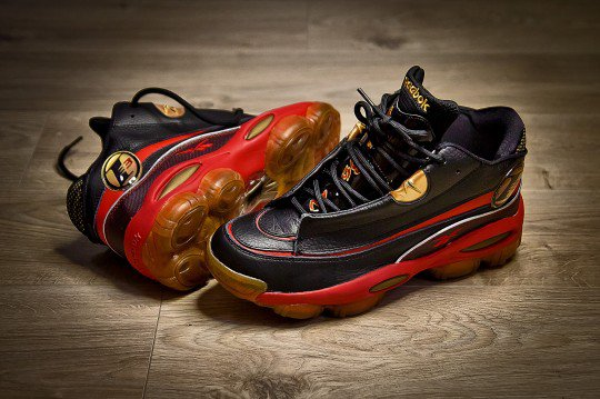 Shoes: Reebok Answer DMX 10