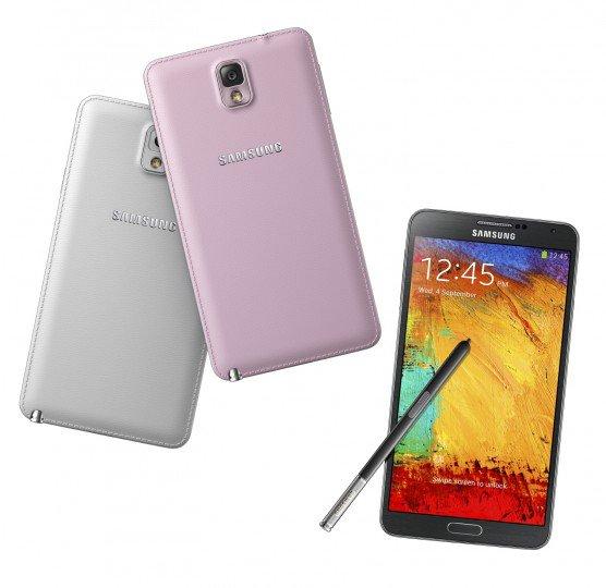 GeekMag IFA 2013: Samsung Galaxy Note 3