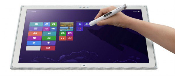 GeekMag IFA 2013: Panasonic Toughpad 4K UT-MB5